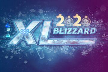 Турнирная серия XL Blizzard 2020 года в руме 888poker.