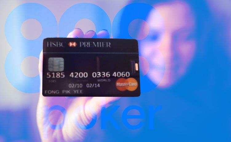 Фото банковской карты по требованию администрации рума 888poker.