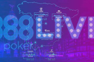 Живые покерные серии рума 888poker в 2020 году.
